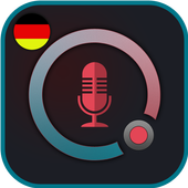 Voices changer and recorder icon
