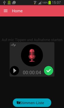 Voices changer and recorder screenshot 6