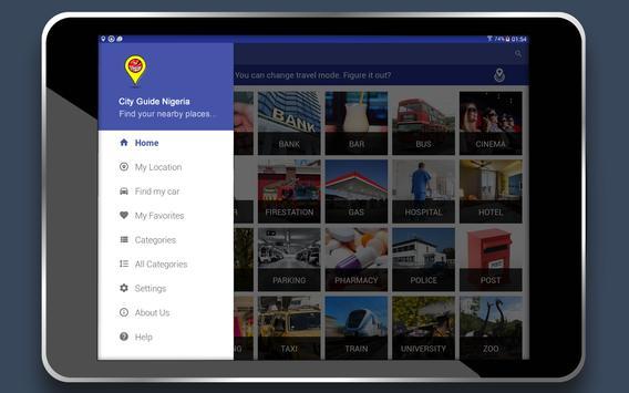 City Guide Nigeria screenshot 8