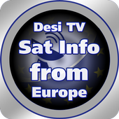 Desi TV sat info from Europe icon