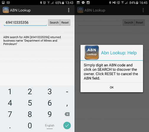ABN Lookup for Android - APK Download