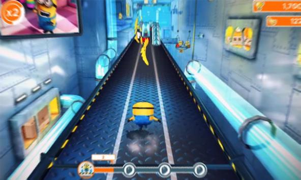 Newest Despicable Me: Minion Rush Tricks screenshot 1
