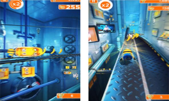 Newest Despicable Me: Minion Rush Tricks screenshot 2