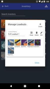 Dashboard for Destiny 2 screenshot 3