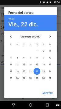 comparteLotería apk screenshot