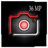 V9 Camera 36 Mega Pixel icon