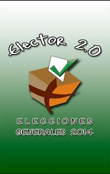 Elector 2.0 poster