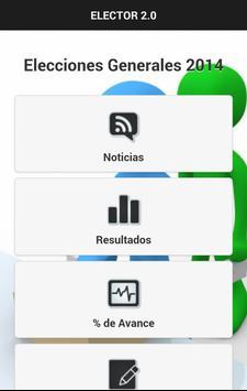 Elector 2.0 apk screenshot