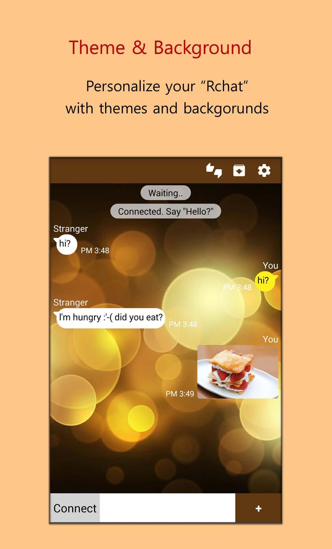 Rchat - Talk to Strangers for Android - APK Download