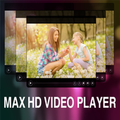 NEW MAX HD VIDEO PLAYER icon