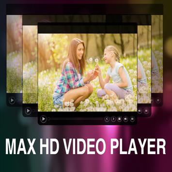 NEW MAX HD VIDEO PLAYER poster