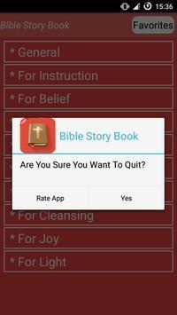 Offline Bible Story Book: Free apk screenshot