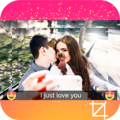 Instasize square - snap photo icon