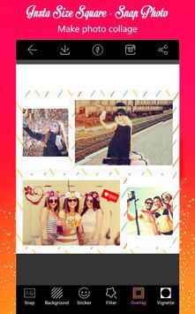Instasize square - snap photo apk screenshot