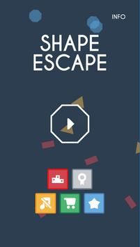 Shape Escape poster