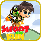 Shoot and Run icon