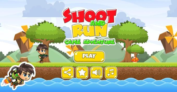 Shoot and Run poster
