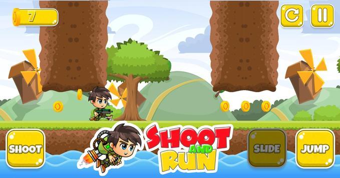 Shoot and Run screenshot 1