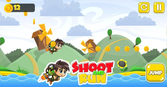 Shoot and Run screenshot 2