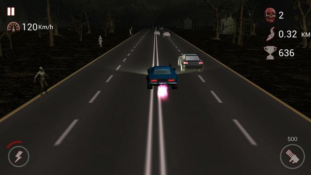 Zombie Road Killer screenshot 4