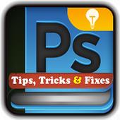 Photoshop Tips Tricks Tutorials icon