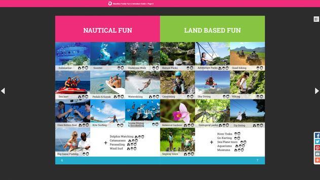 Mauritius Adventure Guide poster