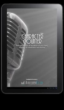 Character counter screenshot 5