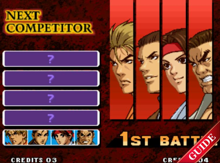 Tips King Of Fighters 2002 Magic Plus 2 With Rugal For Android