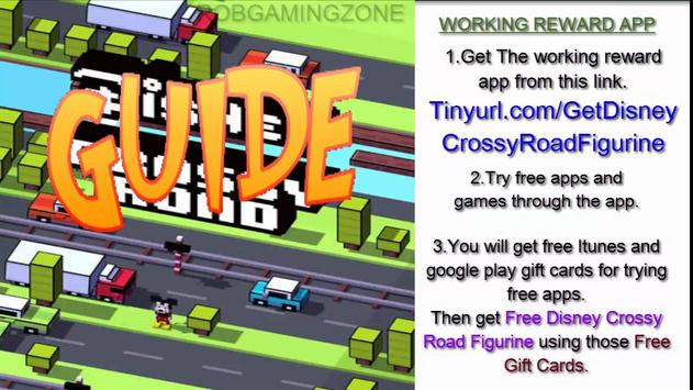 Tip For Road Disney Crossy poster