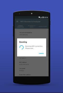 WiFi Booster & Analyzer 2017 screenshot 2