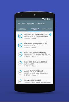 WiFi Booster & Analyzer 2017 screenshot 3