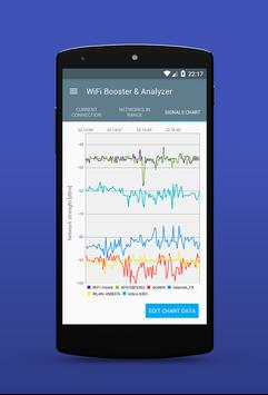 WiFi Booster & Analyzer 2017 screenshot 6