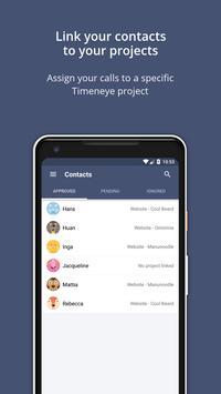 Timeneye Call apk screenshot