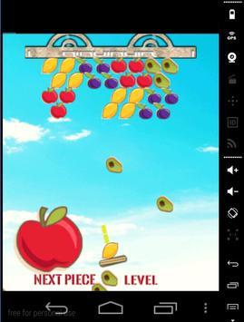 Fruits Shooter Farm apk screenshot