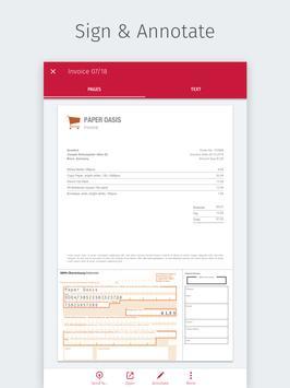 Scanbot - PDF Document Scanner screenshot 14