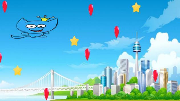 Doremon Cat Fly Game apk screenshot