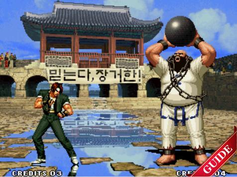Tips King of Fighters 2002 magic plus 2 kof 2002 apk screenshot