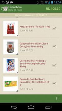BoaLista - Lista de Compras apk screenshot