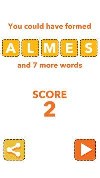 5 Letters - Brain Game screenshot 3