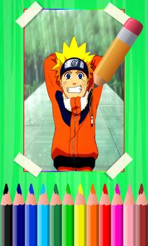 How To Draw Naruto Characters Step By Step poster