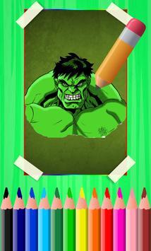 How To Draw Hulk Step By Step screenshot 2