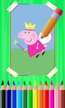 How To Draw Peppa Pig Step By Step poster