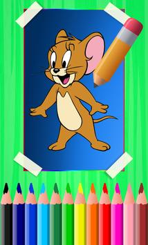 How To Draw Tom & Jerry Step By Step poster