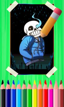 How To Draw Undertale Step By Step apk screenshot