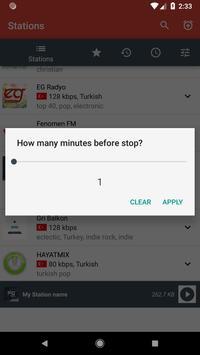 Smart Radio Turkey screenshot 16