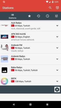 Smart Radio Turkey screenshot 1