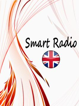 Smart Radio United Kingdom poster