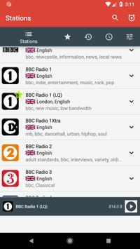 Smart Radio United Kingdom screenshot 2