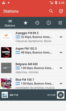 Smart Radio Argentina screenshot 19