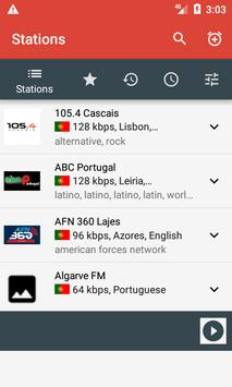 Smart Radio Portugal screenshot 1